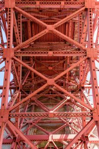 Golden Gate Structure